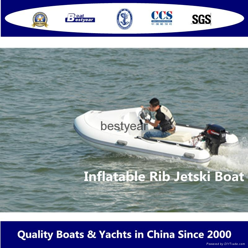 Rib JetSki Boat 1