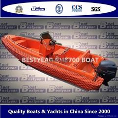2016 model RHB700/960 boat