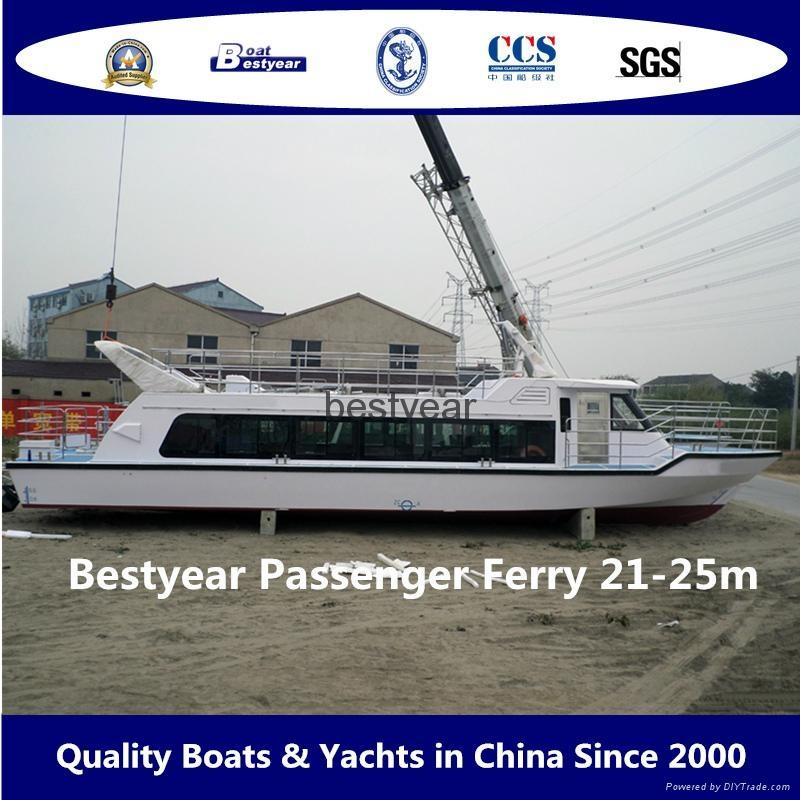 Passenger boat 25m for 110 passengers 1