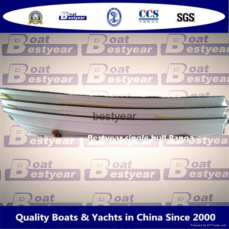 Single hull Wasen panga23BS boat 1