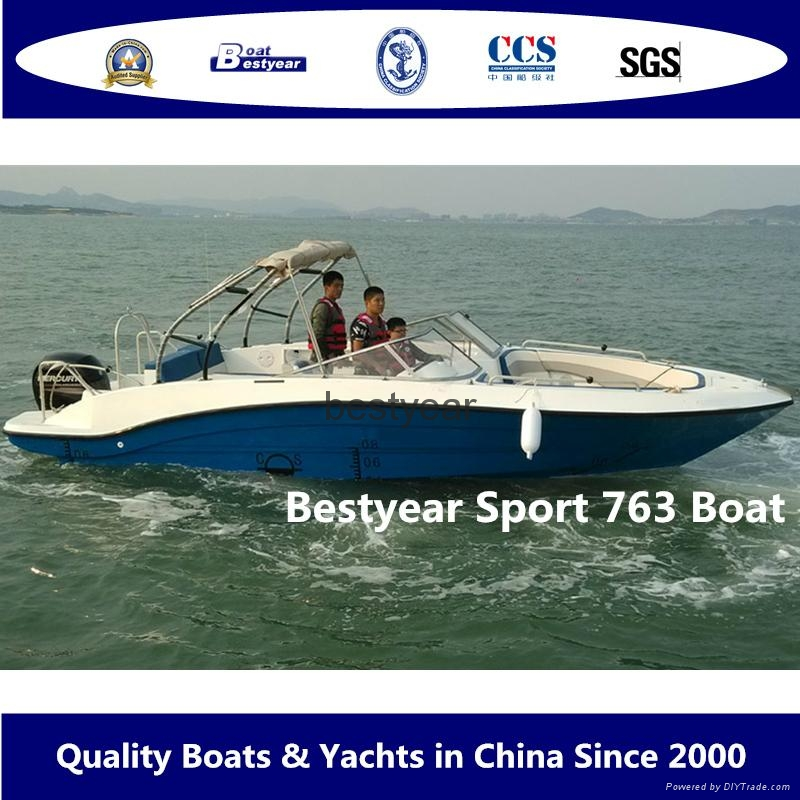 763 bowride boat 5