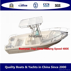 Fishing Boat Speed480E (500cc boat)
