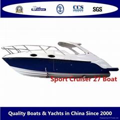 Sport Cruiser 27 Yacht