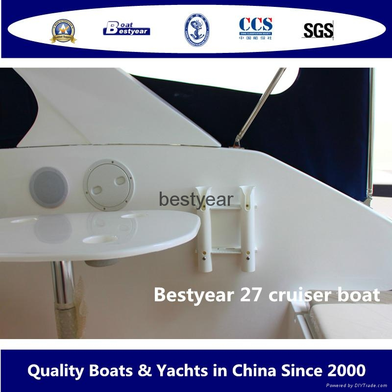 Sport Cruiser 27 Yacht 4