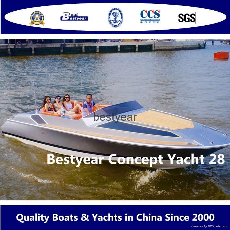 Concept 28 yacht 2