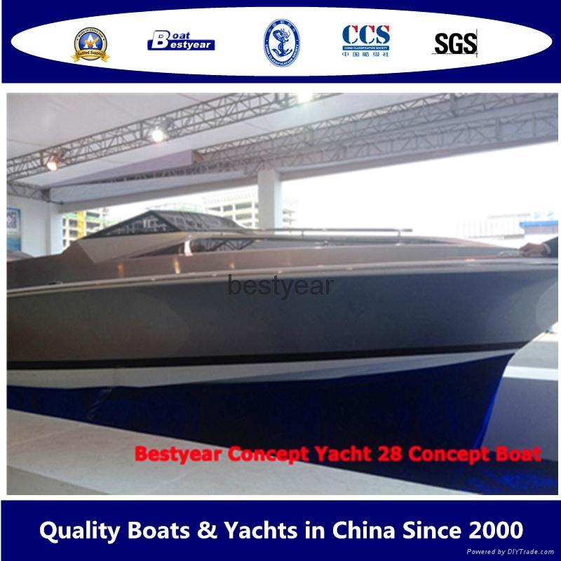 Concept 28 yacht 1