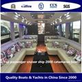 Top Passenger Cruiser Ship 2000 Catamaran Boat