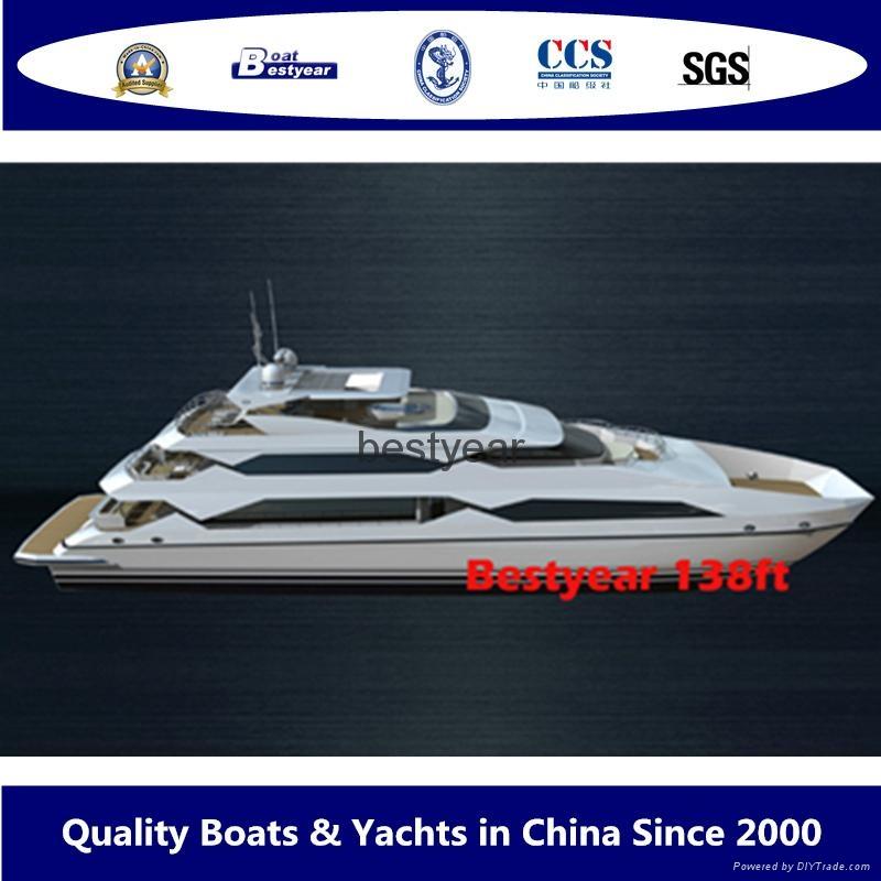 Catamaran Ferry For 300 Passenger 138ft Bestyear