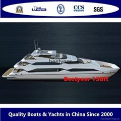 Catamaran ferry for 300 passenger