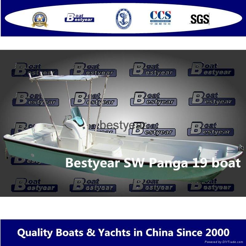 SW Fishing Panga Boat 1