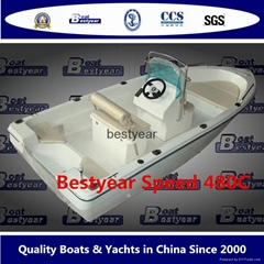 Speed480C fishing boat