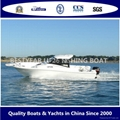 UF26 open and Cabin boat 3