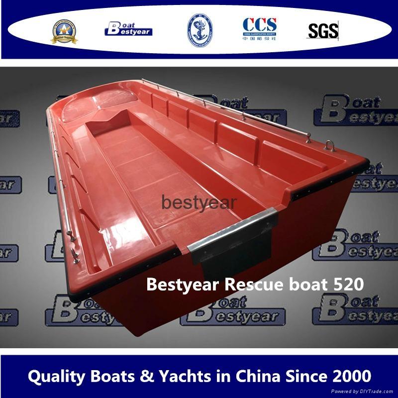 Bestyear Rescue Boat 520 1