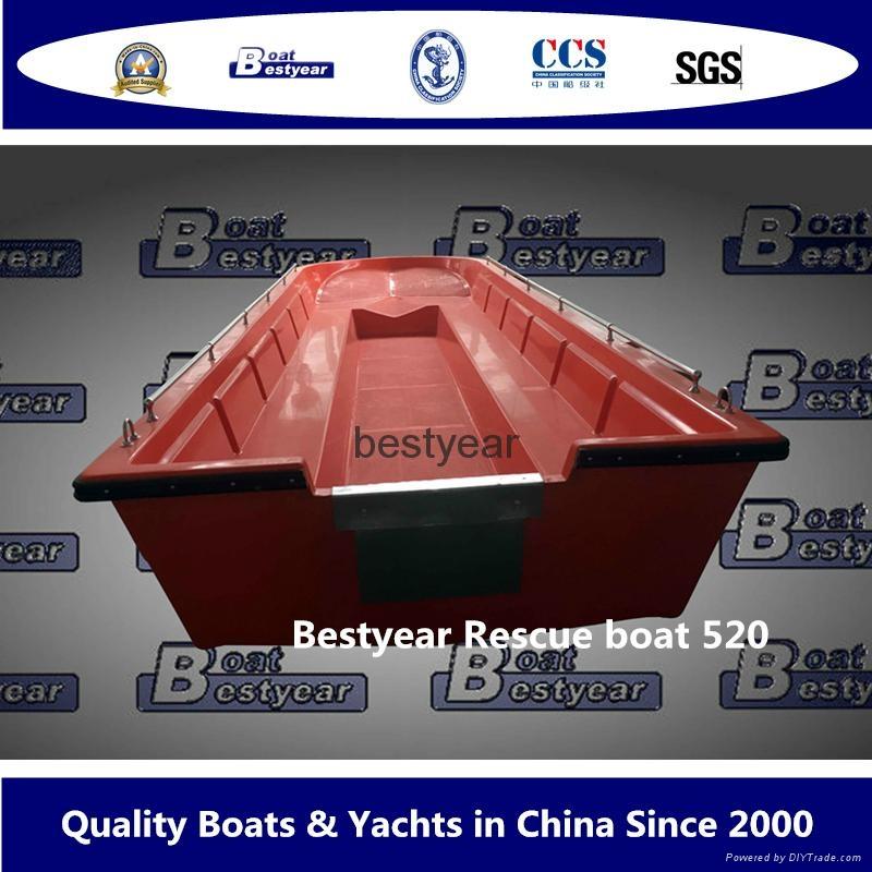 Bestyear Rescue Boat 520 3