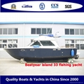 Island 33 yacht