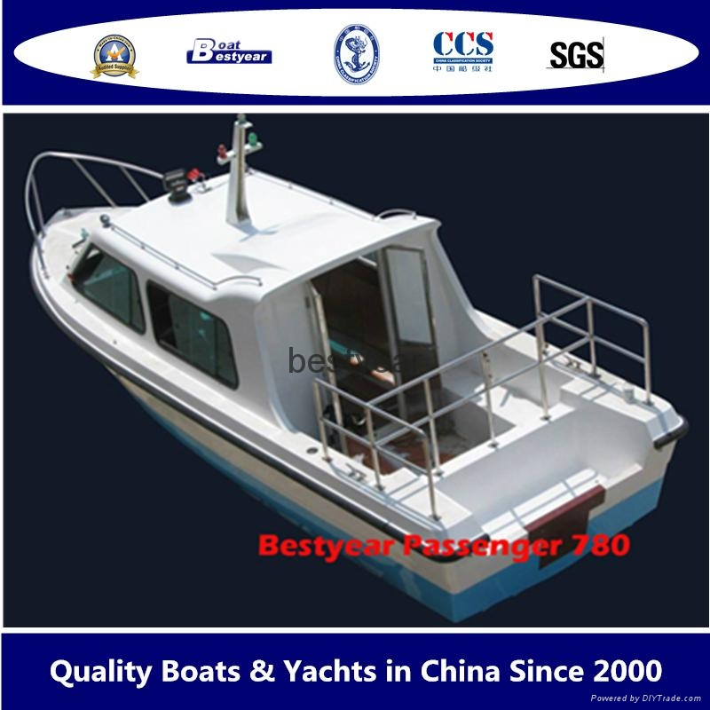 Passenger Water Taxi Boat 780