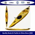 Plastic or GRP kayak 2