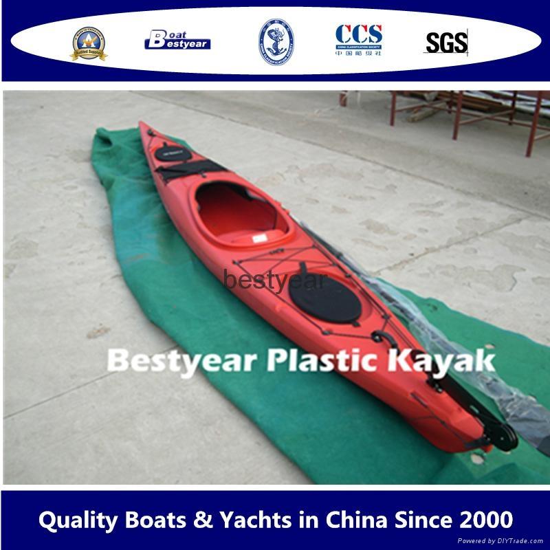 Plastic or GRP kayak 6