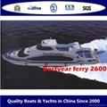 Steel Passenger Boat 26m