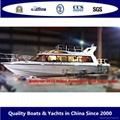 High speed passenger boat cruiser 1380F