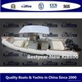Rib800 boat