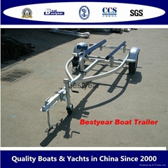 New model boat trailer and jetski trailer