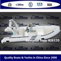 Rib520C deep V hull boat