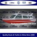 Bestyear watertaxi 750 boat 2