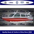 Bestyear watertaxi 750 boat