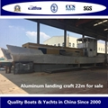 Bestyear Aluminum Landing Craft 22m for