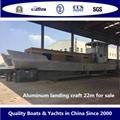 Bestyear Aluminum Landing Craft 22m for Sale