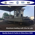 Bestyear Aluminum Landing Craft 22m for Sale