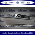 High Speed Sea Coast Boat By1000A and By1200A 2