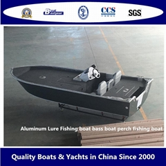Aluminum Lure Fishing Boat Bass Boat Perch Fishing Boat