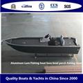 Aluminum Lure Fishing Boat Bass Boat Perch Fishing Boat 4