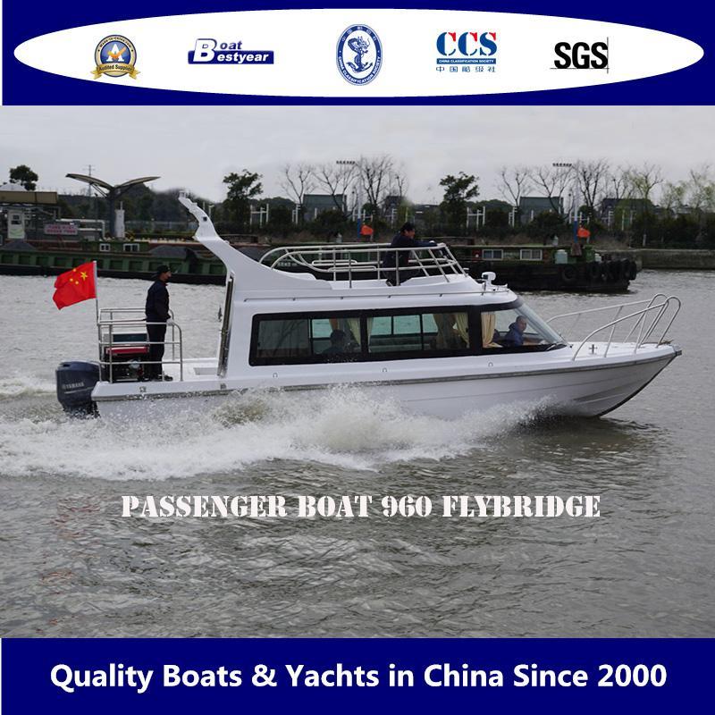 Bestyear Passenger Boat 960 Flybridge 2