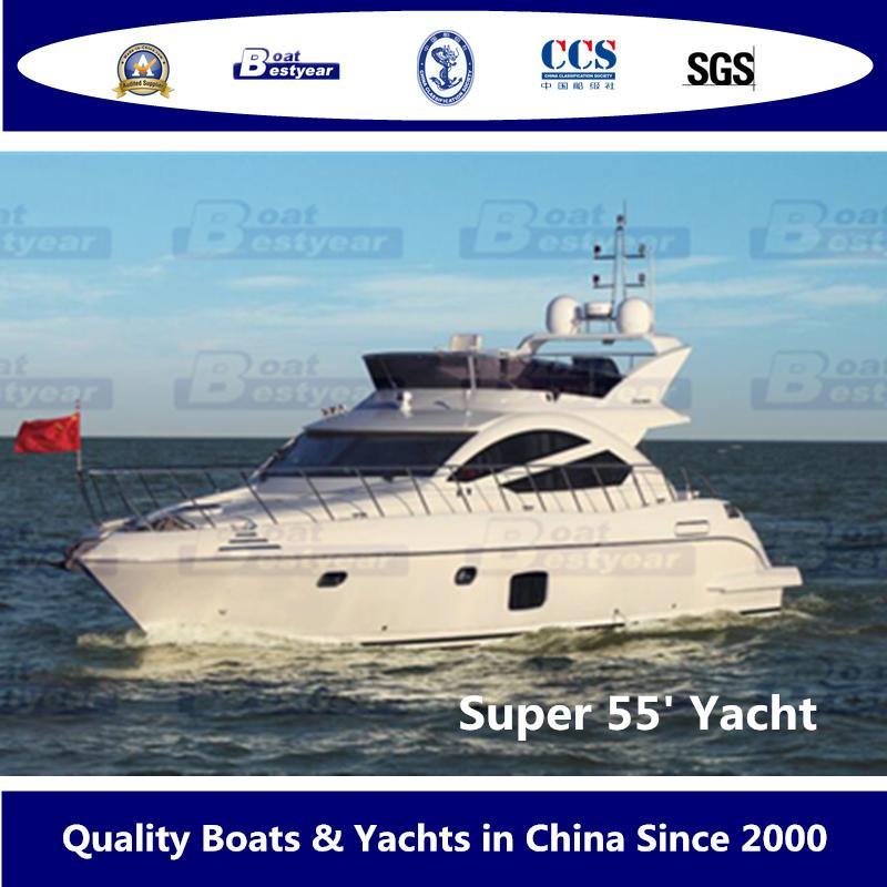 Bestyear Super 55' Yacht 1