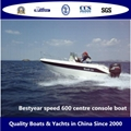 Bestyear Speed 600 Center Console Boat