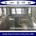 Bestyear Aluminum Fishing Boat 630 Cuddy 6