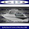 Bestyear Aluminum Fishing Boat 630 Cuddy