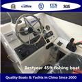 Bestyear 45FT Fishing Boat 4