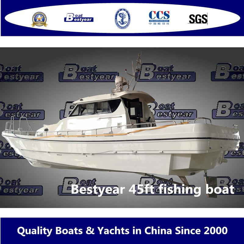 Bestyear 45FT Fishing Boat 1