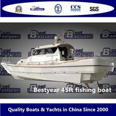 Bestyear 45FT Fishing Boat