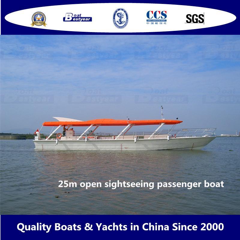 Bestyear 25m Open Sightseeing Passenger Boat 2