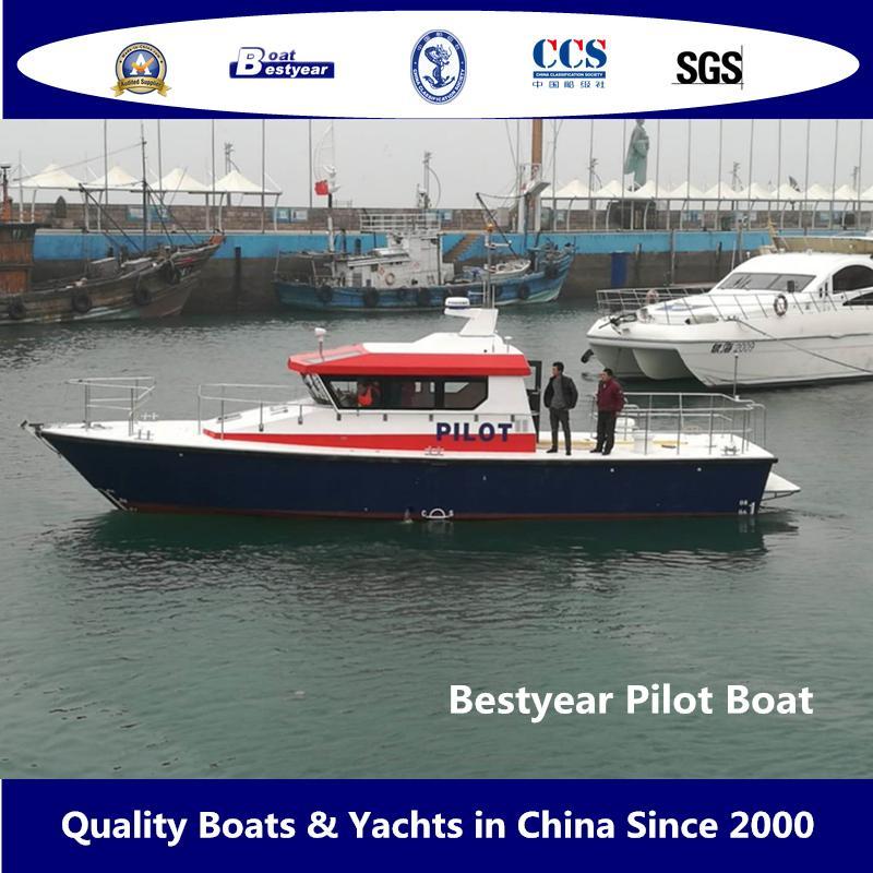 Bestyear Pilot Boat Pilot Ship for Working 1