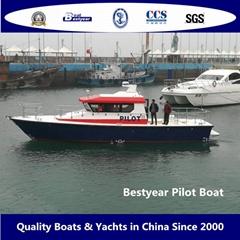 Bestyear Pilot Boat Pilot Ship for Working