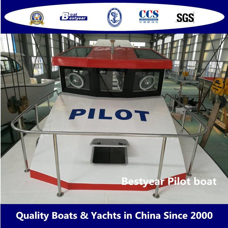 Bestyear Pilot Boat Pilot Ship for Working 2