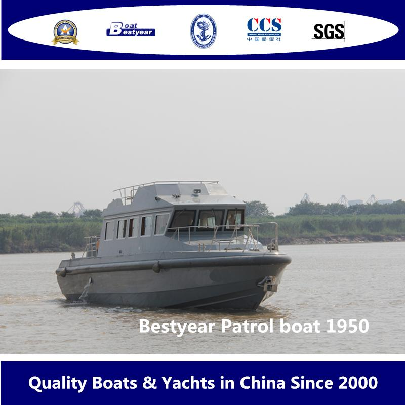 Bestyear Military and Patrol Boat 1950