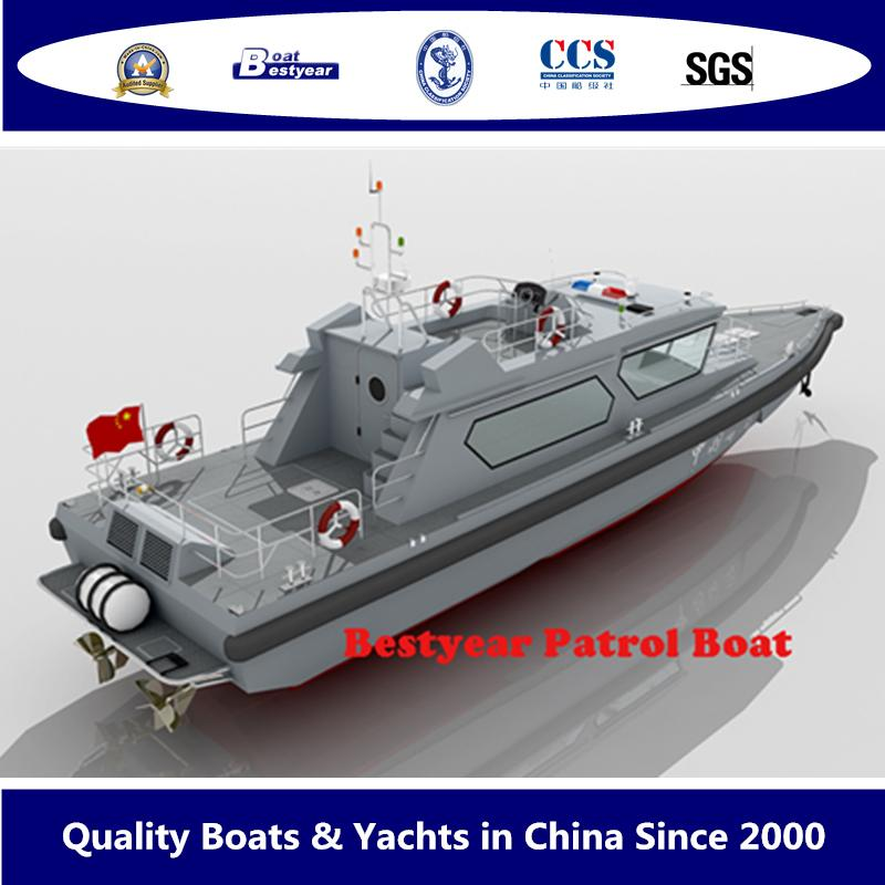 Bestyear Military and Patrol Boat 1950 2