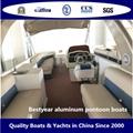 Bestyear Aluminum Pontoon Boats 2